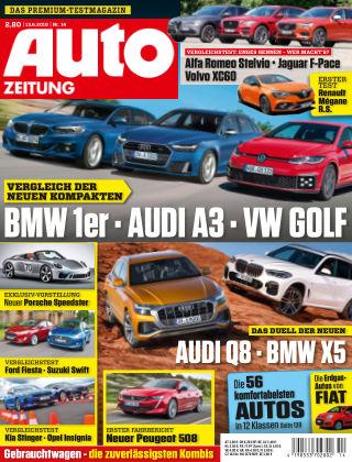 Auto Zeitung NR.14 2018