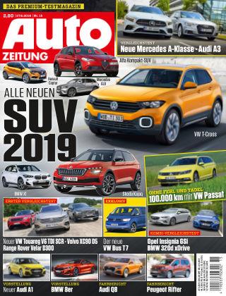 Auto Zeitung NR.15 2018