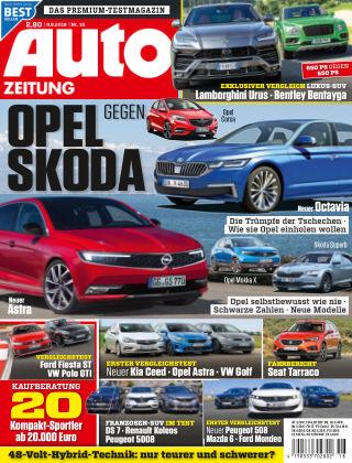 Auto Zeitung NR.18 2018