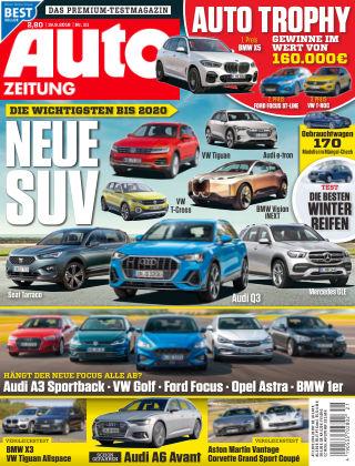 Auto Zeitung NR.21 2018