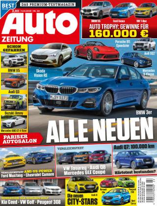 Auto Zeitung NR.22 2018