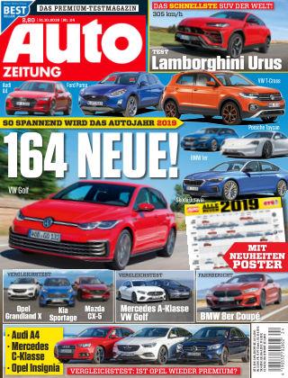Auto Zeitung NR.24 2018