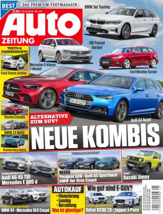 Auto Zeitung NR.25 2018