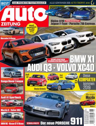 Auto Zeitung NR.26 2018