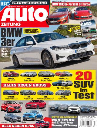 Auto Zeitung NR.1&2 2018