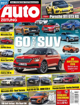 Auto Zeitung NR.03 2019