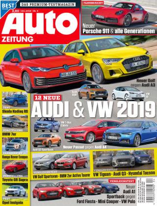 Auto Zeitung NR.04 2019
