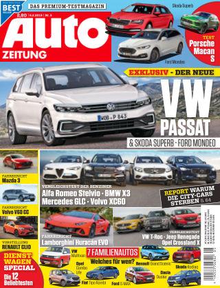 Auto Zeitung NR.05 2019