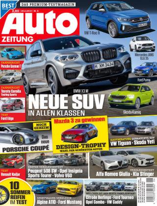 Auto Zeitung NR.06 2019