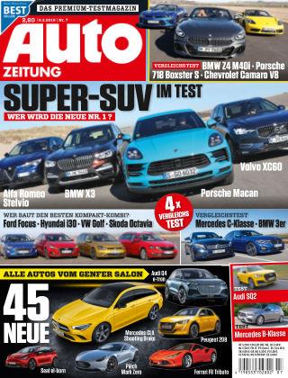 Auto Zeitung NR.07 2019