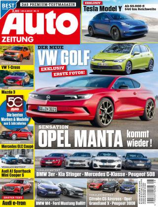 Auto Zeitung NR.08 2019