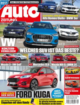 Auto Zeitung NR.09 2019