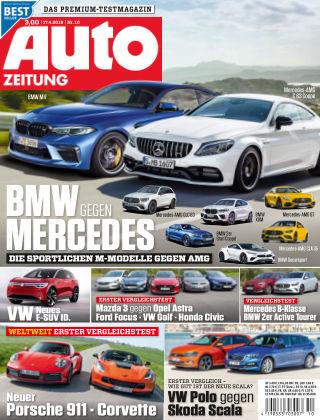 Auto Zeitung NR.10 2019
