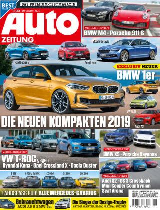Auto Zeitung NR.11 2019