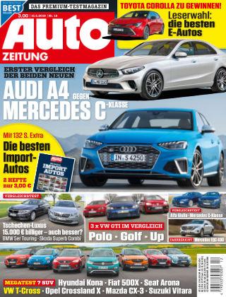 Auto Zeitung NR.12 2019