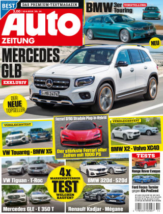 Auto Zeitung NR.14 2019