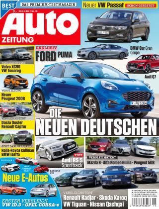 Auto Zeitung NR.15 2019