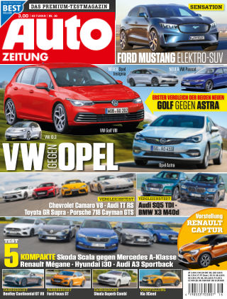 Auto Zeitung NR.16 2019