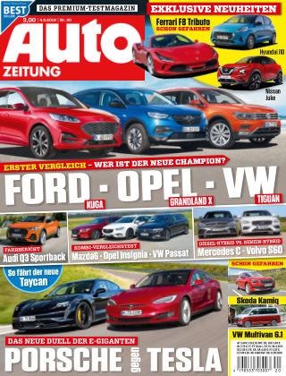 Auto Zeitung NR.20 2019