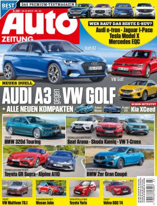 Auto Zeitung NR.23 2019