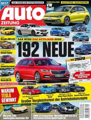 Auto Zeitung NR.24 2019