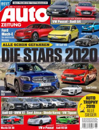 Auto Zeitung NR.26 2019
