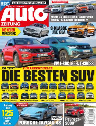 Auto Zeitung NR.1+2 2020