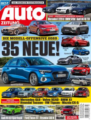 Auto Zeitung NR.07 2020