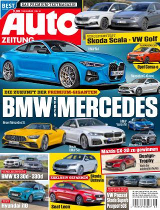 Auto Zeitung NR.08 2020