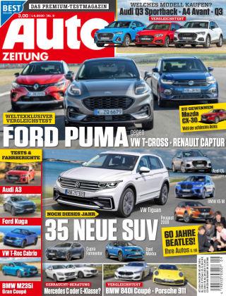 Auto Zeitung NR.09 2020