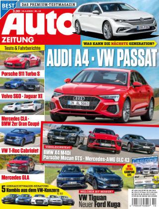 Auto Zeitung NR.10 2020