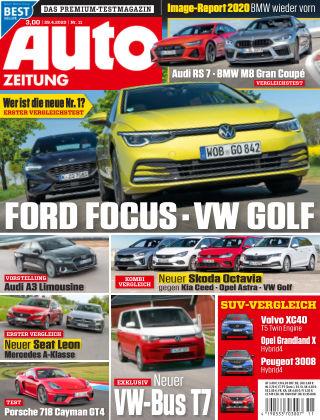 Auto Zeitung NR.11 2020