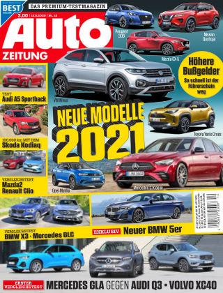 Auto Zeitung NR.12 2020