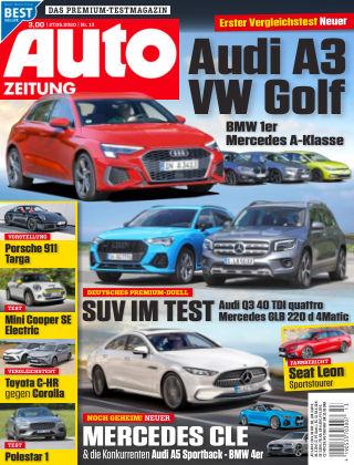 Auto Zeitung NR.13 2020