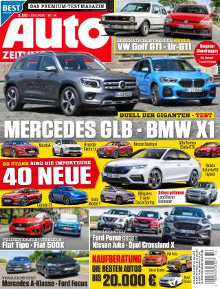 Auto Zeitung NR.14 2020