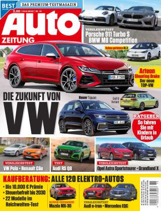 Auto Zeitung NR.15 2020