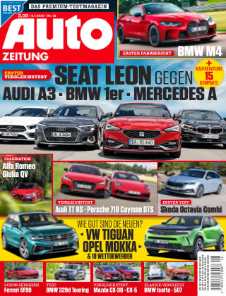 Auto Zeitung NR.16 2020