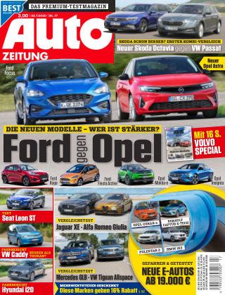Auto Zeitung NR.17 2020