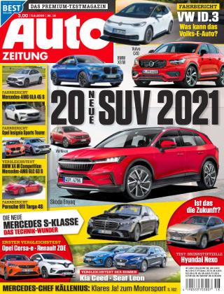Auto Zeitung NR.18 2020