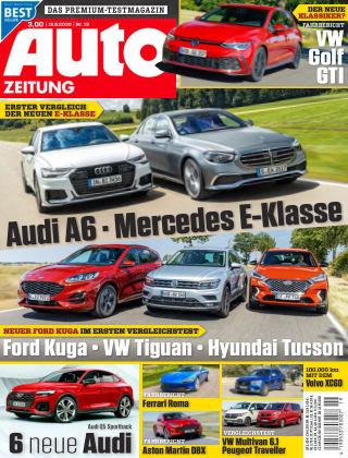 Auto Zeitung NR.19 2020