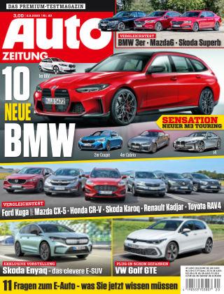Auto Zeitung NR.20 2020