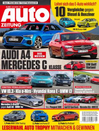Auto Zeitung NR.21 2020