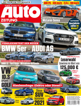 Auto Zeitung NR.22 2020
