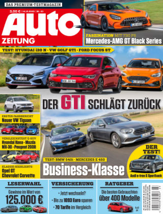 Auto Zeitung NR.23 2020