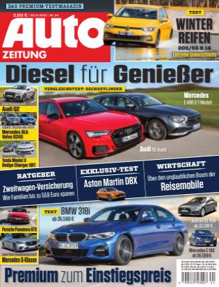 Auto Zeitung NR.24 2020
