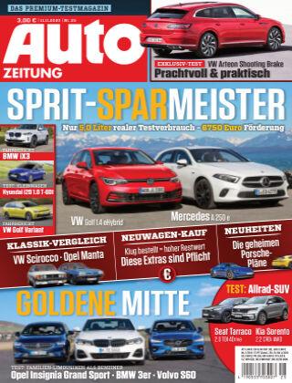 Auto Zeitung NR.25 2020