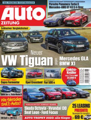 Auto Zeitung NR.26 2020