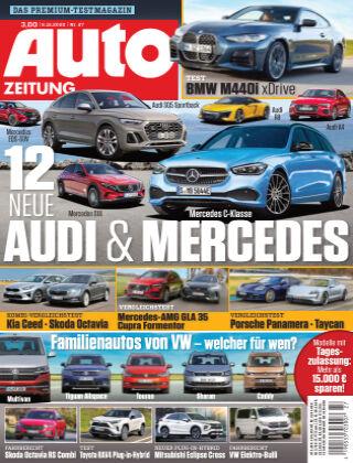 Auto Zeitung NR.27 2020
