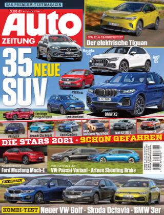 Auto Zeitung NR.01 2021