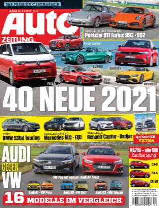 Auto Zeitung NR.02 2021